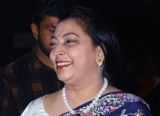 vasundhara nandamuri in pearl necklace