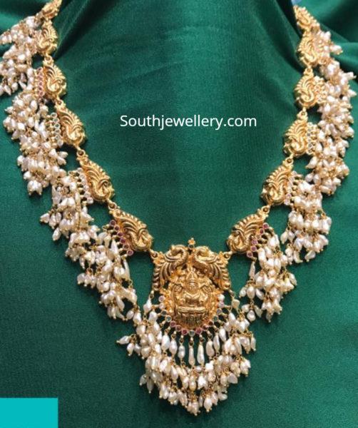 guttapausalu necklace