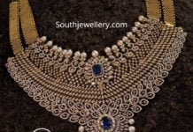 diamond choker latest designs