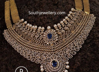 diamond choker latest designs