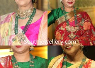 emerald beads haram designs