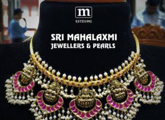 lakshmi guttapusal necklac