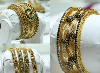 malabar gold and diamond bangles collection