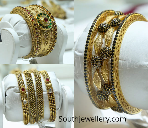 malabar gold and diamond bangles collection