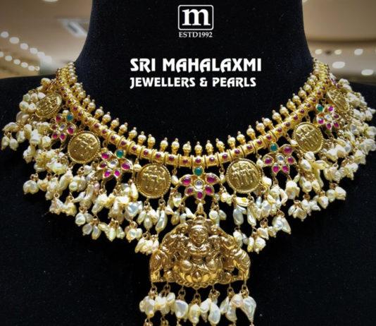 ram parivar guttapusalu necklace