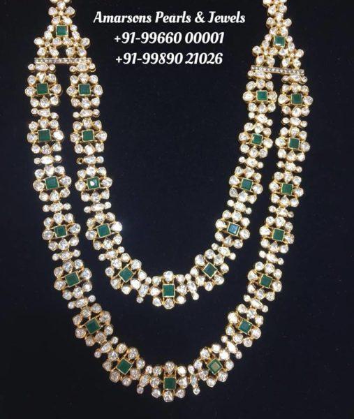 emerald polki haram
