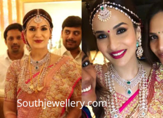 soundarya rajinikanth wedding jewellery