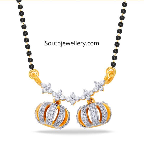 diamond nallapusalu pendant