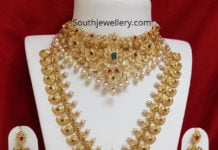 antique gold bridal jewelry