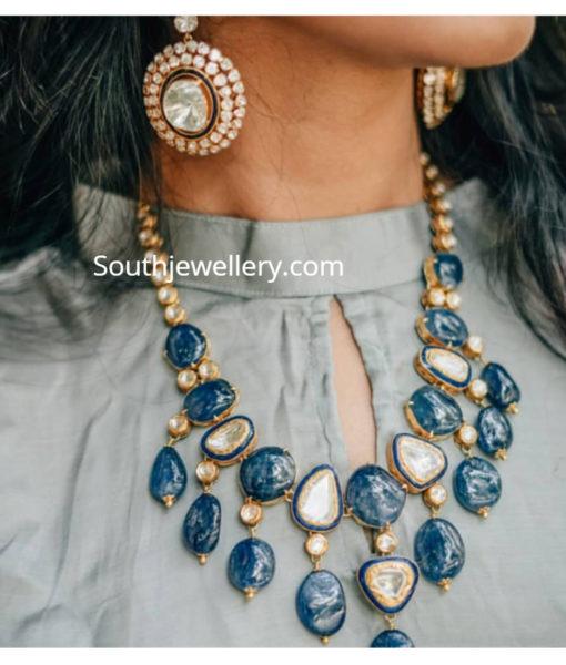 beads necklace kothari jewels jaipur