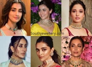 jewellery worn by indian celebrities