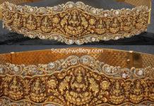lakshmi nakkashi waist belt oddiyanam