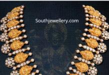 lakshmi polki necklace by mangatari