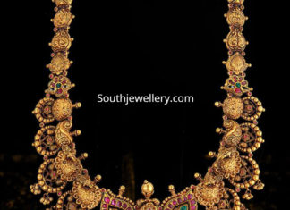 latest gold haram designs 2019