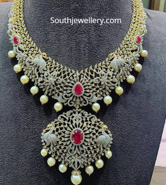peacock diamond haram p satyanarayan and sons
