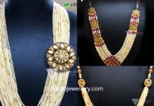pearl haram designs indian