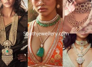 sabyasachi jewelry designs 2019
