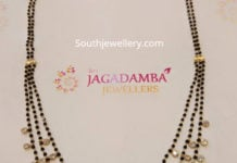 three step mangalsutra