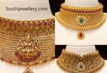 malabar gold and diamonds gold choker