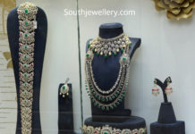 bridal diamond jewelelry set by pmj jewels
