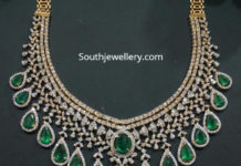 diamond emerald haram latest designs