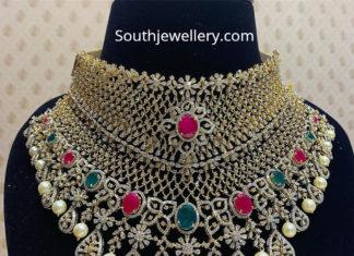 diamond nekclace for brides