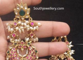 earrings for guttapusalu