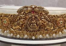lakshmi peacock nakshi vaddanam