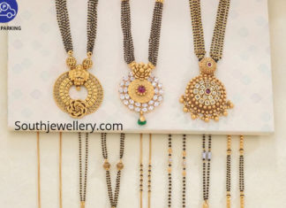 neelkanth jewellers black beads chains