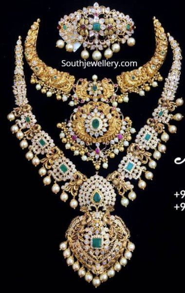 pacchi jewellery set