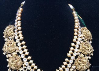 latest gold necklace designs 2019