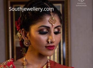 antique gold haram ananth diamonds