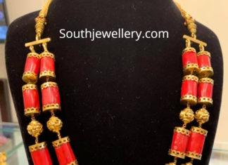 coral beads haram