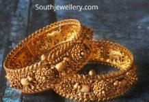 elephant design bangles