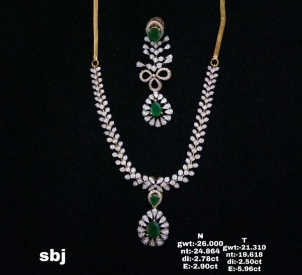 latest gold necklace designs (1)