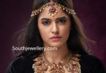 traditional gold jewellery navrathan jewellers