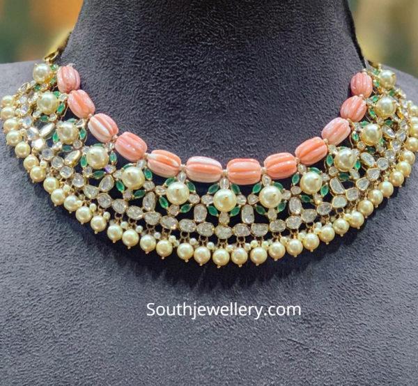 polki necklace
