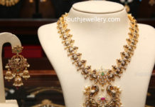 antique gold necklace