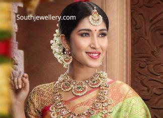 latest south indian wedding jewellery