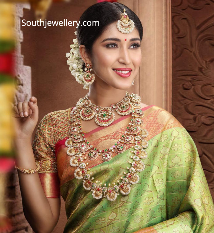 latest south indian wedding jewellery