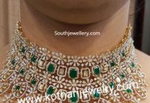 detachable diamond necklace