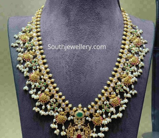 c341f9180e3 Antique Long Chain latest jewelry designs - Page 72 of 260 ...