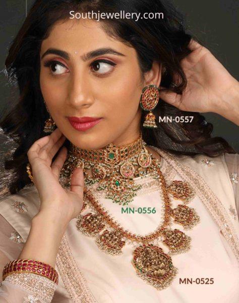 indian heritage jewellery designs