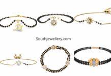 light weight hand mangalsutra bracelet designs (2)