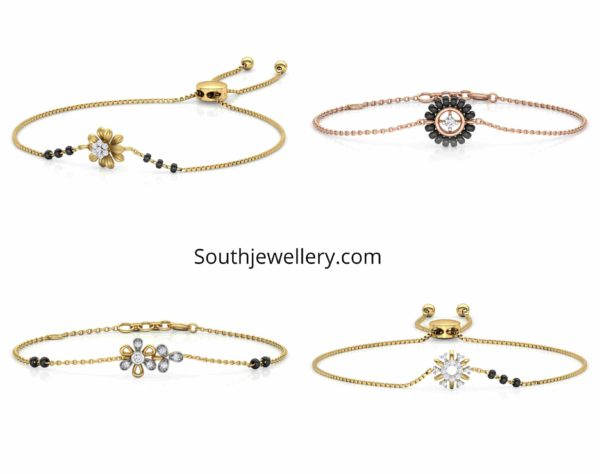 mangalsutra bracelet designs