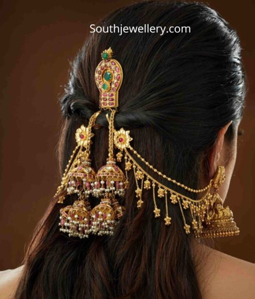 22 carat head jewellery for brides