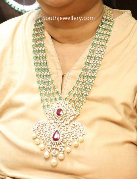 diamond emerald long haram
