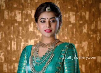 diamond haram designs manjula jewels