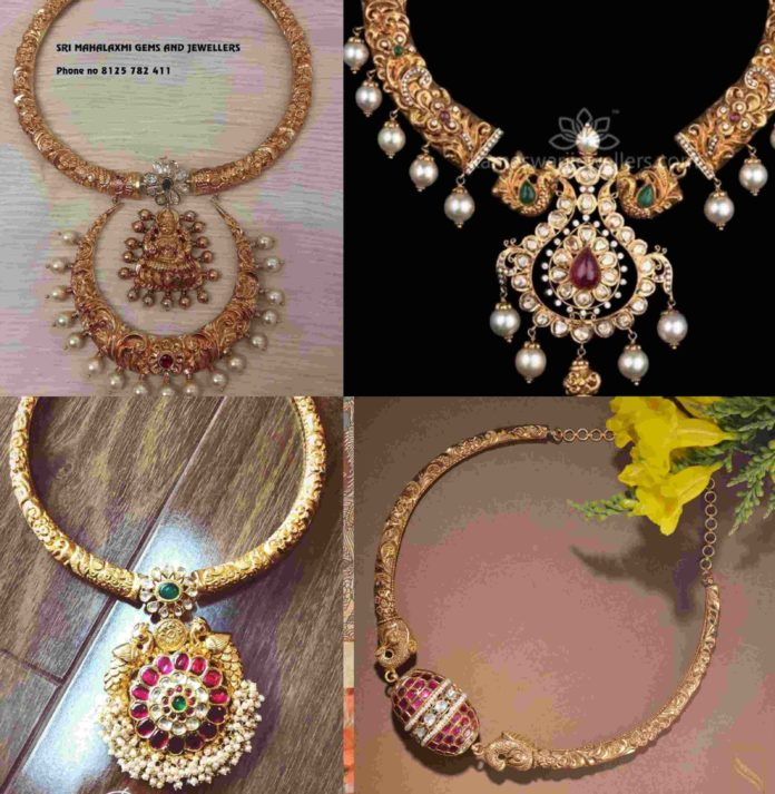 kante necklace designs