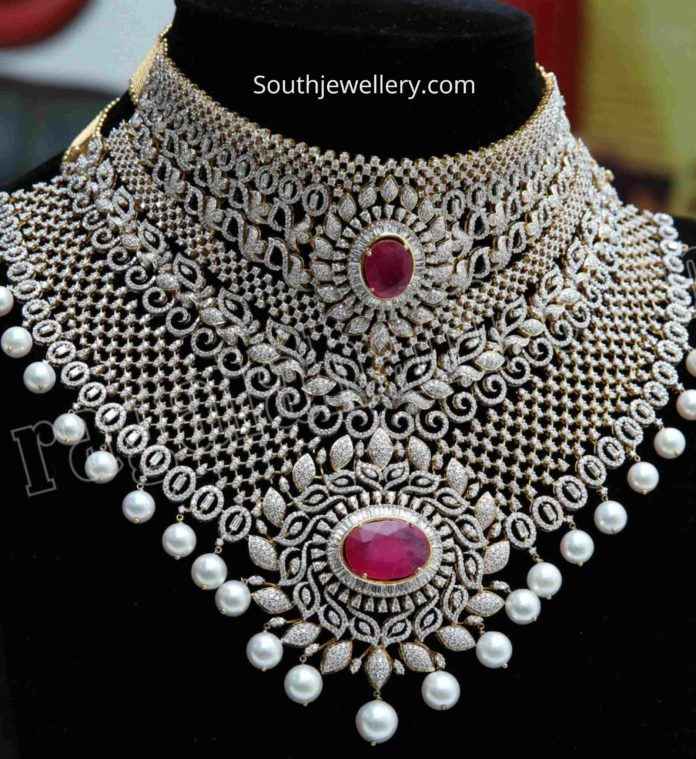 Diamond Necklace Latest Jewelry Designs Page 12 Of 203